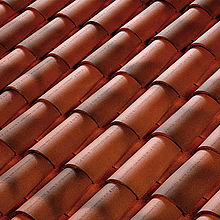 Barrel tile CATHEDRAL