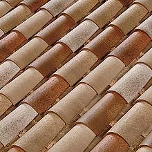 Barrel Tile PANACHE ANCIEN