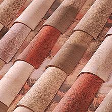 Barrel Tile PANACHE FONCE