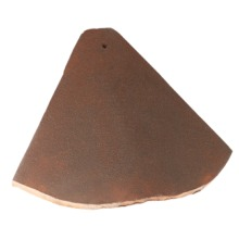 Traditional Handmade heritage shingle HIP BONNET TILE