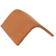 Traditional Handmade heritage shingle HOGS BACK RIDGE TILE