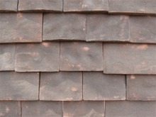 Manor Range handcrafted heritage shingle colour BROWN