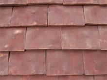 Manor Range handcrafted heritage shingle colour HARVEST BLEND